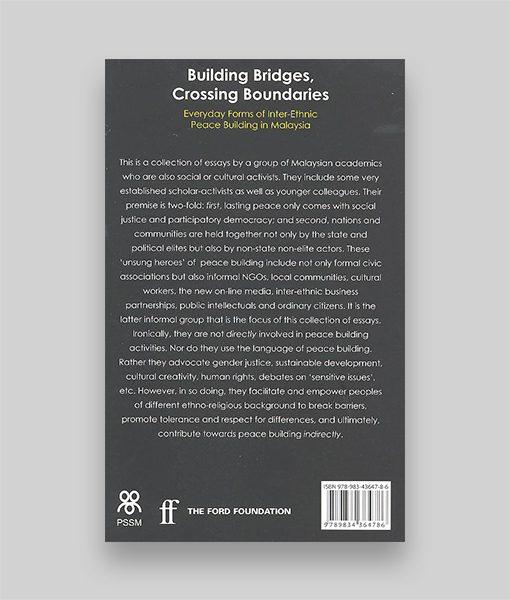 Building Bridges, Crossing Boundaries