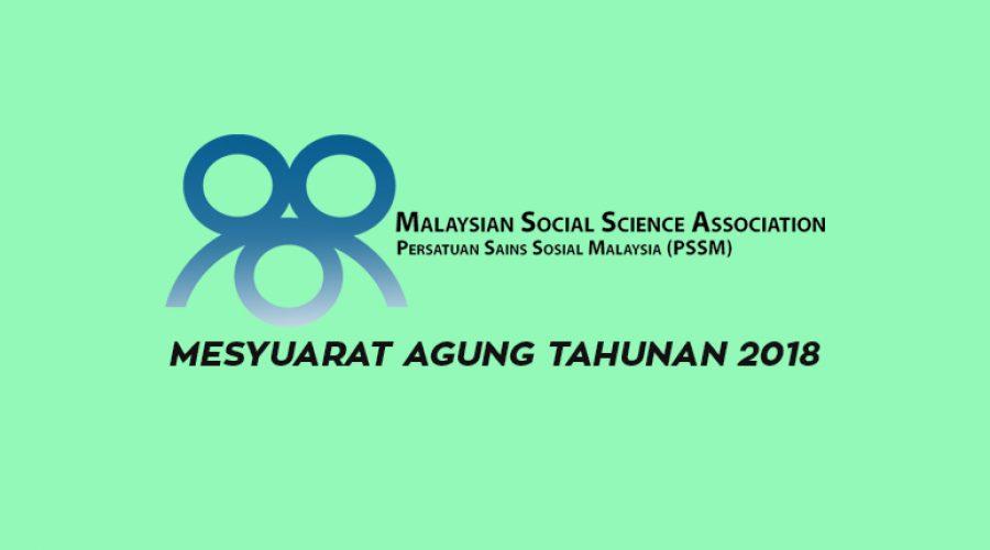 Mesyuarat Agung Tahunan PSSM 2018