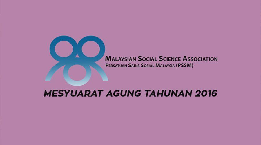 Mesyuarat Agung Tahunan PSSM 2017