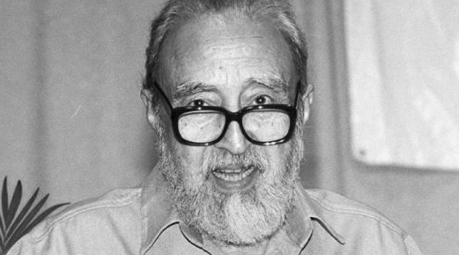 Condolence to Syed Hussein Alatas (1928-2007)